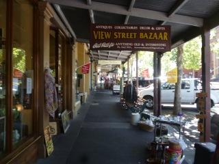 Bendigo - View Street Bazar
