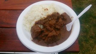 Burmese Beef Dish