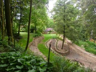 Macedon Estate Garden