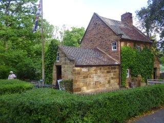 Captain Cook's Cottage - Fitzroy Gardens