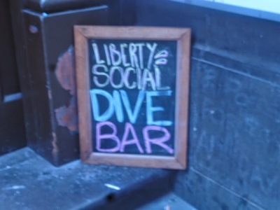 Liberty Social Dive Bar