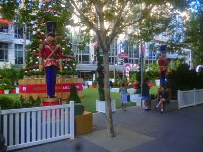 Santa's Square