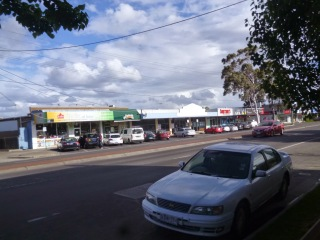 Epping Shops on High Street
