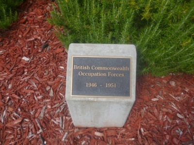 Imperialist war plaque