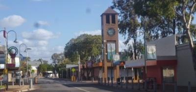 John Street Clock