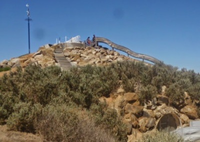 St Kilda Slide Volcano