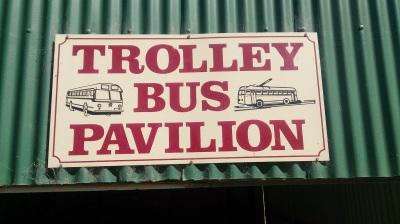 Trolley Bus Pavilion