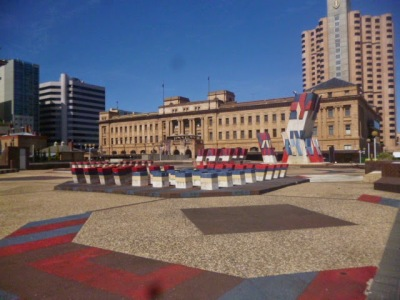 Festival Centre Plaza