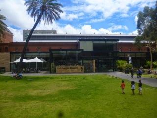 Museum Lawns