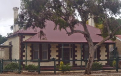 Old Gawler House