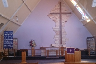 Salisbury Uniting Church - Interior