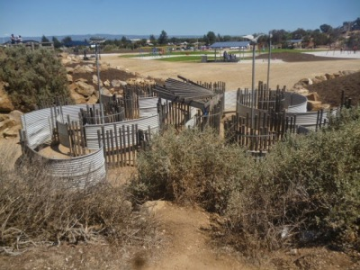 St Kilda Playground Maze