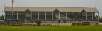 Alberton Oval Stands