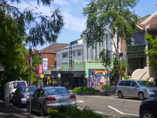 Glebe Point Road