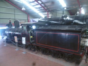 Steam Train 01
