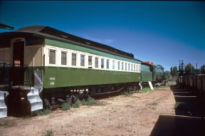 Centerary Carriage 376 exterior
