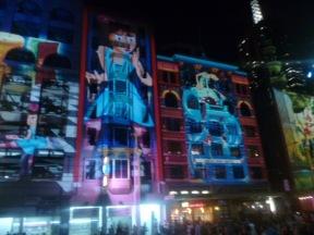 Alice in Wonderland Lights 3