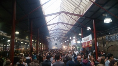 Crowded Night Market