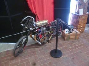 Mech-Art motorcycle
