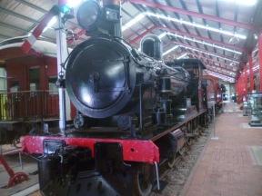 Steam Train 02