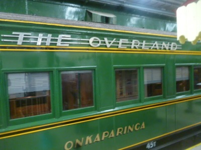 The Overland Carriage