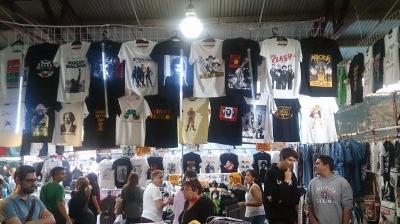 T-Shirt Stall