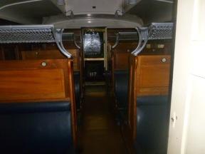 Centenary Carriage 376 interior