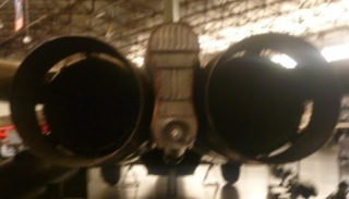 F-111 exhaust