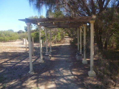 Two Wells - Historic Walkway