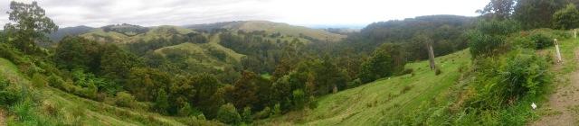 Otway Ranges Panorama