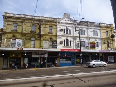 Parramatta Road Shops