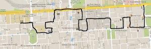 Adelaide's Golden Mile