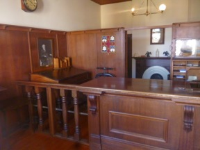 Bank interior 2