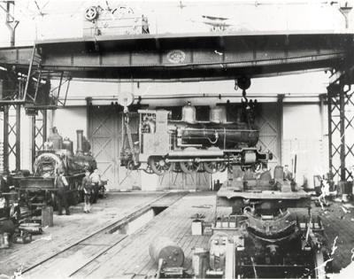 Steam Train Factory