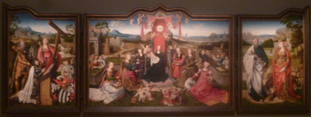 Religious Altar Piece