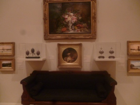 Furniture and Paintings