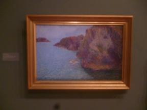 European Impressionist Coastline