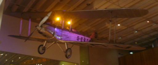 Museum Plane