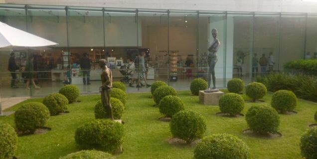 Art Gallery Garden