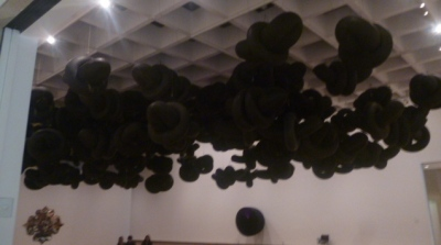 Modern Art Room