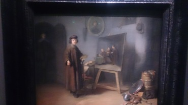 Painting of a Painter