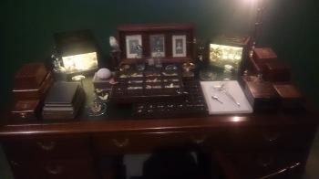 Botanist's Desk