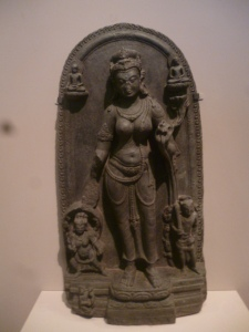 Goddess Carving