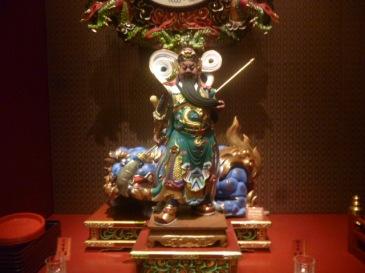 A Taoist God