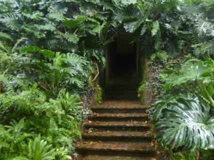 Bunker Entrance