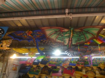 Kite Stall