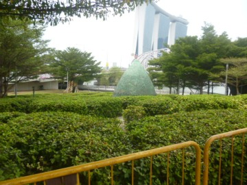 (pic - Story) Singapore - Marina Bay Greenery 02