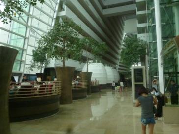 Marina Bay Lobby
