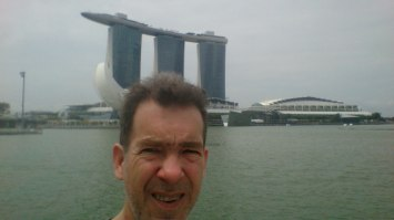 Marina Bay Selfie