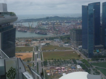 Skydeck View - Harbour
